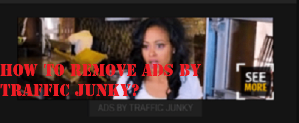 Ads By Traffic Junky Virus